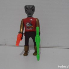 Airgam Boys: FIGURA AIRGAMBOYS, ALIEN RED PLANET CON FUSIL Y PISTOLA, AIRGAM BOYS, SERIE SPACE. Lote 194332653