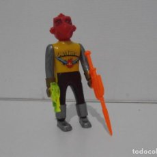 Airgam Boys: FIGURA AIRGAMBOYS, ALIEN RED PLANET CON FUSIL Y PISTOLA, AIRGAM BOYS, SERIE SPACE. Lote 194332694