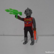 Airgam Boys: FIGURA AIRGAMBOYS, ALIEN RED PLANET CON FUSIL Y PISTOLA, AIRGAM BOYS, SERIE SPACE. Lote 194332740