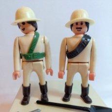 Airgam Boys: PAREJA MUÑECOS AIRGAM BOYS Nº12 EXPLORADORES. Lote 194528790