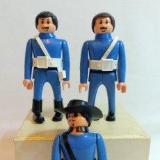 Airgam Boys: 3 MUÑECOS AIRGAM BOYS Nº15. Lote 194529235