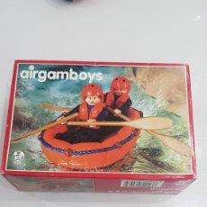 Airgam Boys: CAJA NUEVA SIN ABRIR AIRGAMBOYS RAFTING 903. Lote 194606268