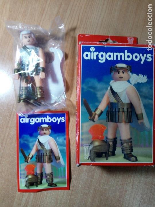 AIRGAMBOYS - NEW TOYS SL (Juguetes - Figuras de Acción - Airgam Boys)
