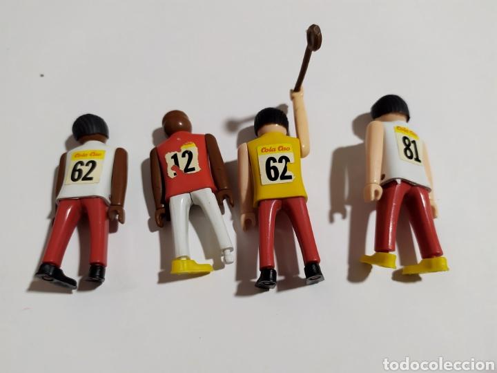Airgam Boys: lote airgam boys cola cao olimpiadas - Foto 2 - 194648922