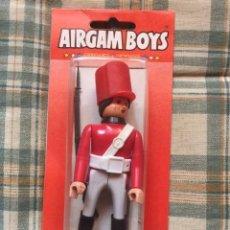 Airgam Boys: AIRGAM BOY - GUERRAS NAPOLEÓNICAS:: SOLDADO INGLÉS. Lote 194740697