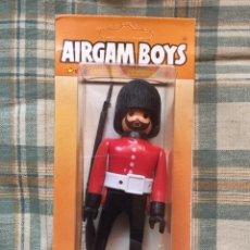 Airgam Boys: AIRGAM BOY - GUERRAS NAPOLEÓNICAS:: SOLDADO INGLÉS GUARDIA REAL. Lote 194740920