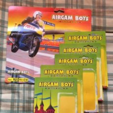 Airgam Boys: AIRGAM BOYS - LOTE BLISTERS. Lote 194741067