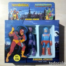 Airgam Boys: AIRGAM COMICS REF 326 STARS MAN Y DOCTOR DIABOLIC. Lote 195005706
