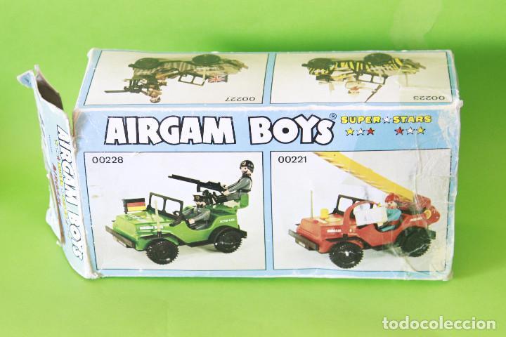 Airgam Boys: AIRGAMBOYS JEEP ALEMAN CON CAPITÁN Y CAJA - Foto 8 - 195285498