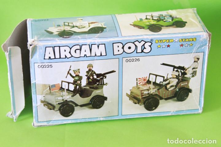 Airgam Boys: AIRGAMBOYS JEEP ALEMAN CON CAPITÁN Y CAJA - Foto 9 - 195285498