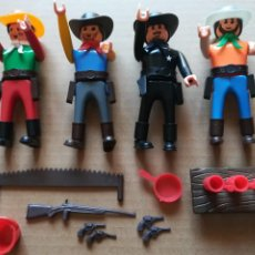 Airgam Boys: FIGURAS AIRGAM BOYS - SERIE OESTE - SHERIFF Y VAQUEROS AIRGAMBOYS. Lote 195290267