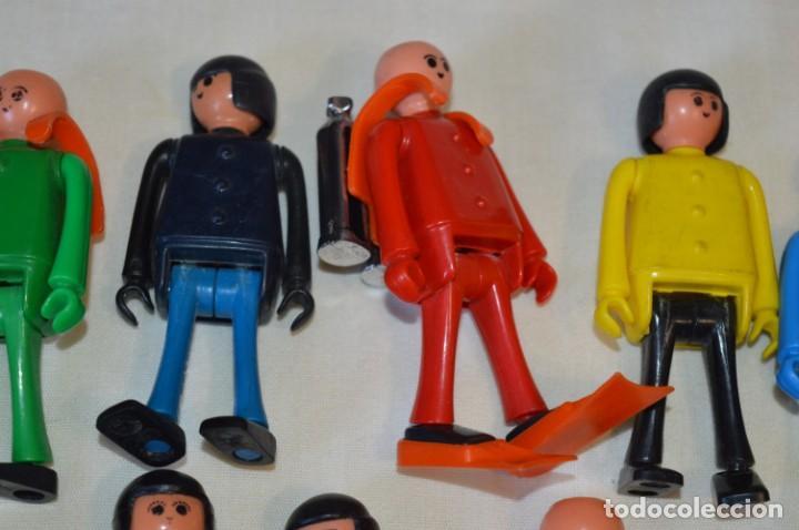 Airgam Boys: LOTE antiguo de figuras - CEFA BOYS / PLAY KIT / VINTAGE - De CEFA Made In Spain ¡Mira! - Foto 3 - 195849622