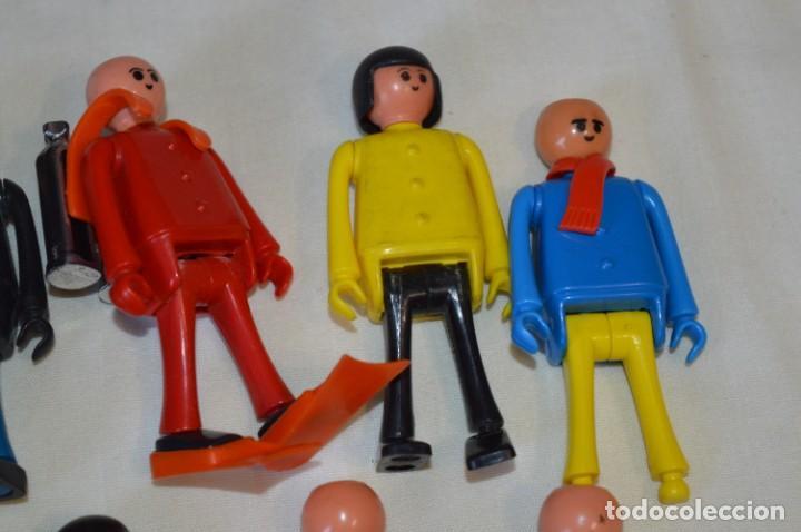 Airgam Boys: LOTE antiguo de figuras - CEFA BOYS / PLAY KIT / VINTAGE - De CEFA Made In Spain ¡Mira! - Foto 4 - 195849622