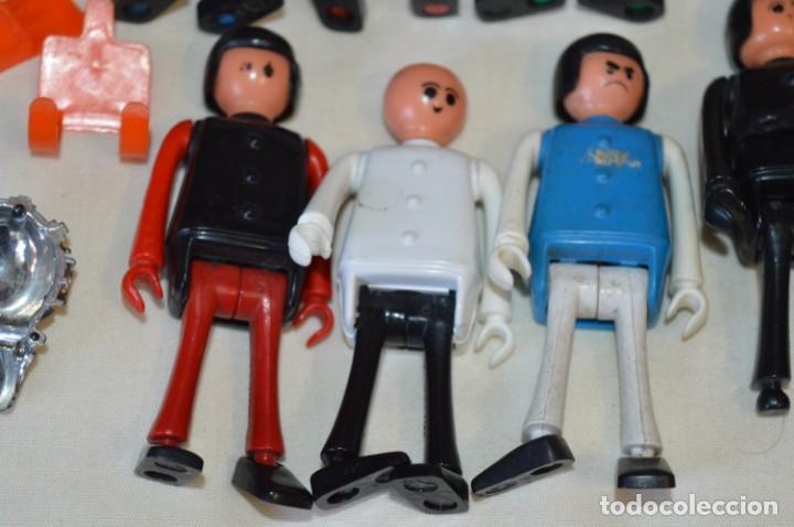 Airgam Boys: LOTE antiguo de figuras - CEFA BOYS / PLAY KIT / VINTAGE - De CEFA Made In Spain ¡Mira! - Foto 5 - 195849622