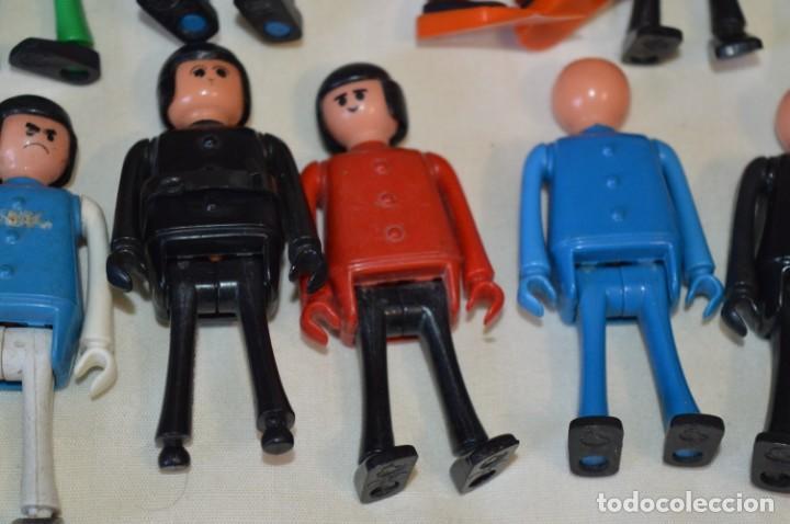 Airgam Boys: LOTE antiguo de figuras - CEFA BOYS / PLAY KIT / VINTAGE - De CEFA Made In Spain ¡Mira! - Foto 6 - 195849622