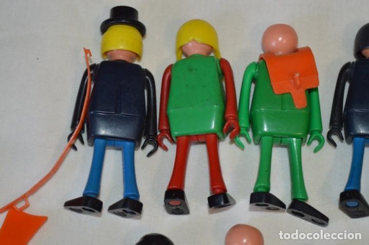 Airgam Boys: LOTE antiguo de figuras - CEFA BOYS / PLAY KIT / VINTAGE - De CEFA Made In Spain ¡Mira! - Foto 9 - 195849622