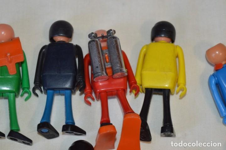 Airgam Boys: LOTE antiguo de figuras - CEFA BOYS / PLAY KIT / VINTAGE - De CEFA Made In Spain ¡Mira! - Foto 10 - 195849622