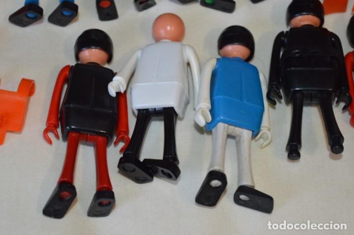 Airgam Boys: LOTE antiguo de figuras - CEFA BOYS / PLAY KIT / VINTAGE - De CEFA Made In Spain ¡Mira! - Foto 12 - 195849622
