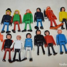 Airgam Boys: LOTE ANTIGUO DE FIGURAS - CEFA BOYS / PLAY KIT / VINTAGE - DE CEFA MADE IN SPAIN ¡MIRA!. Lote 195849622