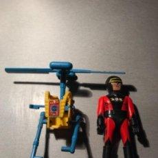 Airgam Boys: AIRGAM BOYS SUPER FANTASTICS DIABOLICS, AIRGAMBOYS, AIRGAM COMICS SUPER STARS CON HELICOPTERO. Lote 197243126