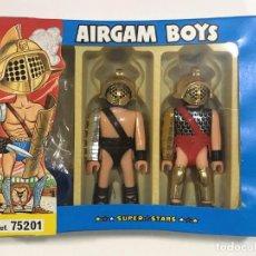 Airgam Boys: AIRGAM BOYS AIRGAMBOYS GLADIADORES. NUEVO A ESTRENAR.. Lote 197479478