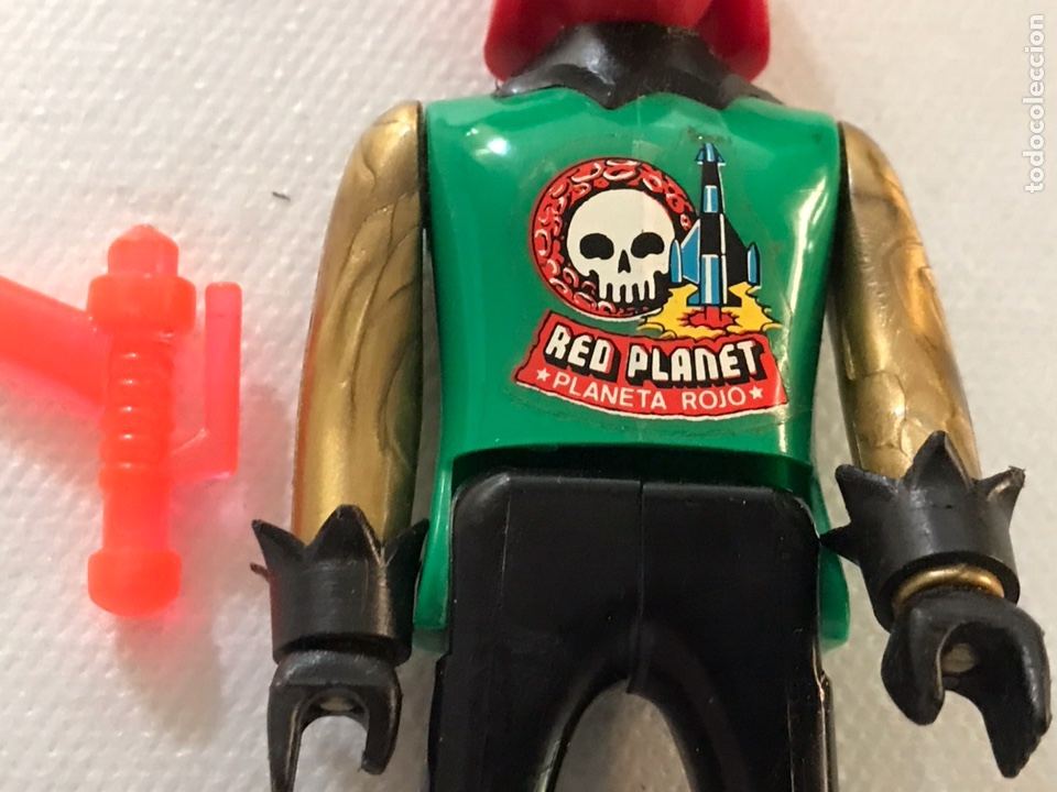 Airgam Boys: Airgamboys marciano planeta rojo - Foto 2 - 197625956