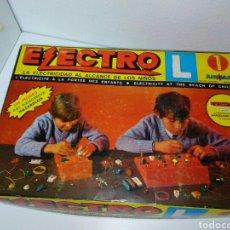 Airgam Boys: ELECTRO L 1 AIGAM. Lote 198117548