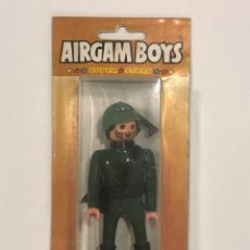 Airgam Boys: AIRGAM BOYS AIRGAMBOYS BLISTER SOLDADO AMERICANO. NUEVO A ESTRENAR.. Lote 198533681