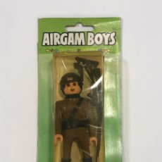 Airgam Boys: AIRGAM BOYS AIRGAMBOYS BLISTER SOLDADO INGLES. NUEVO A ESTRENAR.. Lote 198534018