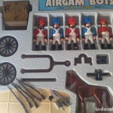 Airgam Boys: AIRGAMBOYS NAPOLEONICOS Y BRITANICOS. IMPRESIONANTE. Lote 203351437
