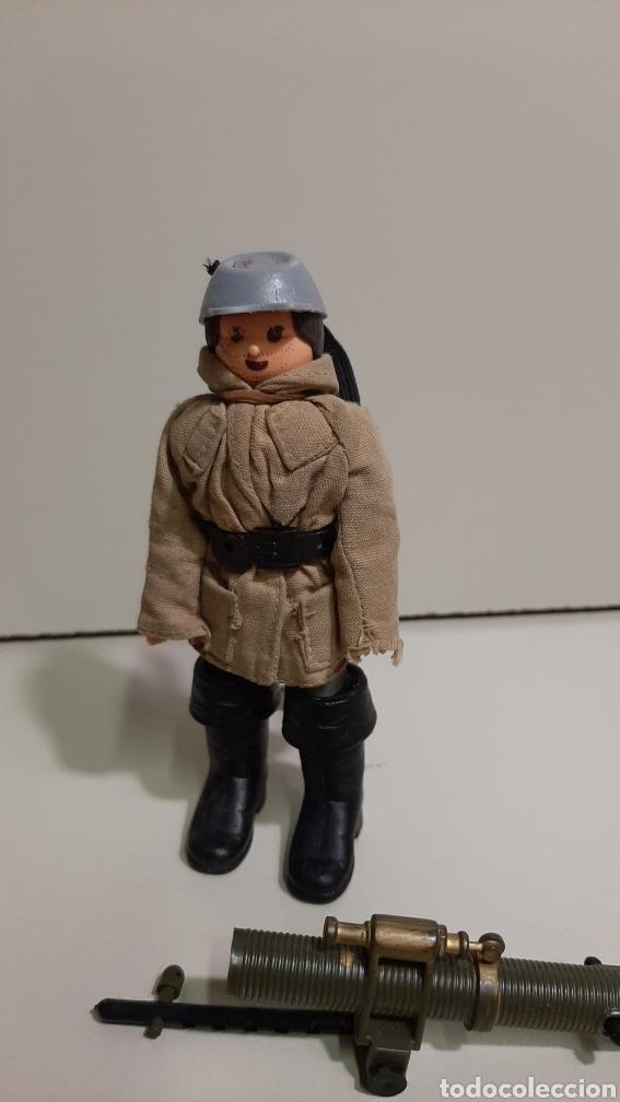 Airgam Boys: Pequeño lote de airgam boys, dos muñecos y varias piezas de diferentes referencias. - Foto 3 - 205534975