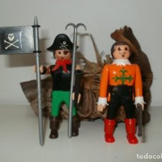 Airgam Boys: AIRGAM BOYS PIRATA Y MOSQUETERO ORIGINALES. Lote 206247806