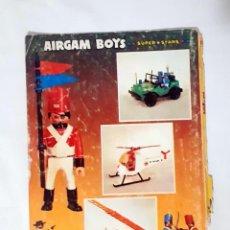 Airgam Boys: AIRGAM BOYS AIRGAMBOYS PUBLICIDAD DE LA EPOCA. Lote 209321930