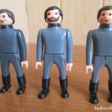 Airgam Boys: AIRGAM BOYS: LOTE 3 SOLDADOS GRISES ( AIRGAMBOYS ). Lote 210339278