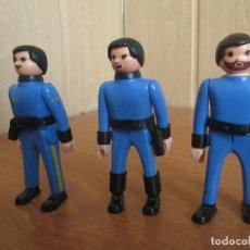 Airgam Boys: AIRGAM BOYS: LOTE 3 SOLDADOS FEDERALES ( AIRGAMBOYS ). Lote 210339646