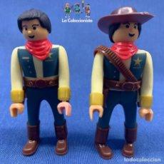 Airgam Boys: AIRGAM BOYS - AIRGAMBOYS - LOTE 2 FIGURAS SHERIF DEL OESTE. Lote 213061016
