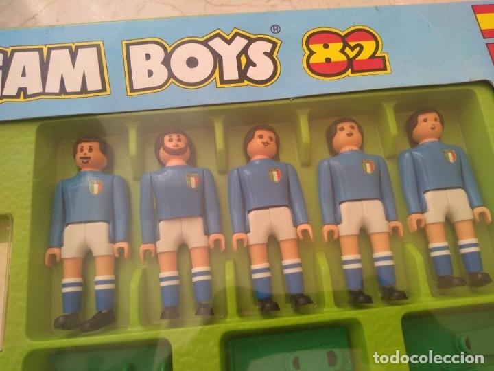 Airgam Boys: Airgamboys campeona del mundo Italia 1982. Airgam boys - Foto 5 - 214367555