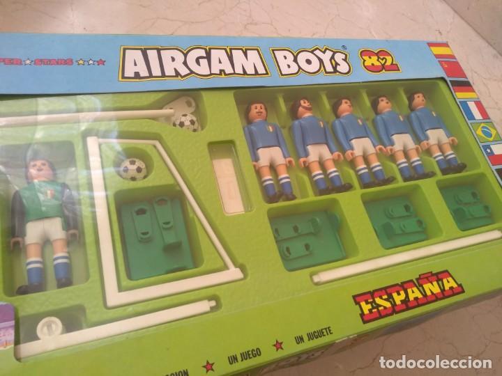 Airgam Boys: Airgamboys campeona del mundo Italia 1982. Airgam boys - Foto 7 - 214367555