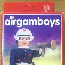 Airgam Boys: AIRGAMBOYS COMISARIO DE POLICIA. Lote 214559121