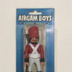 Airgam Boys: AIRGAM BOYS AIRGAMBOYS BLISTER SOLDADO INGLÉS NAPOLEÓNICO. NUEVO A ESTRENAR.. Lote 217341940