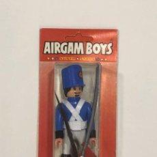 Airgam Boys: AIRGAM BOYS AIRGAMBOYS BLISTER SOLDADO FRANCÉS NAPOLEÓNICO. NUEVO A ESTRENAR.. Lote 217341978