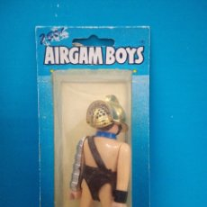 Airgam Boys: AIRGAM BOYS AIRGAMBOYS GLADIADOR ROMANO BLISTER REF 75100 AÑOS 70. Lote 218257793