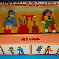 Airgam Boys: AIRGAM 32211 - MISS AIRGAM- CIRCO. Lote 221604837