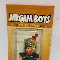 Airgam Boys: AIRGAM BOYS SOLDADO ROMANO EN BLISTER NUEVO IMPECABLE. AÑOS 70.. Lote 221977090