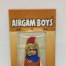 Airgam Boys: AIRGAM BOYS SOLDADO ROMANO EN BLISTER NUEVO IMPECABLE. AÑOS 70.. Lote 221979538