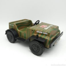 Airgam Boys: JEEP SOLDADOS JAPONESES AIRGAMBOYS REF. 00226. Lote 222156771