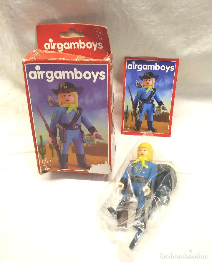 Airgam Boys: Soldado Yankee Airgamboys Ref 400 - Foto 1 - 222686513