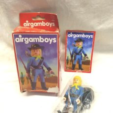 Airgam Boys: SOLDADO YANKEE AIRGAMBOYS REF 400. Lote 222686513