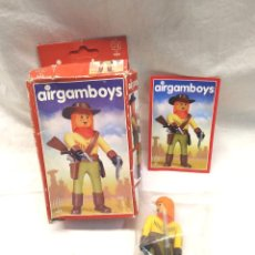 Airgam Boys: BUFALO BILL OESTE AIRGAMBOYS REF 402. Lote 222686671