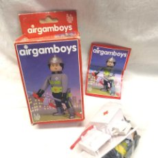 Airgam Boys: BOMBERO AIRGAMBOYS REF 700. Lote 222686721